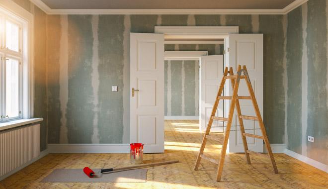 Rénovation du domicile à Wasquehal