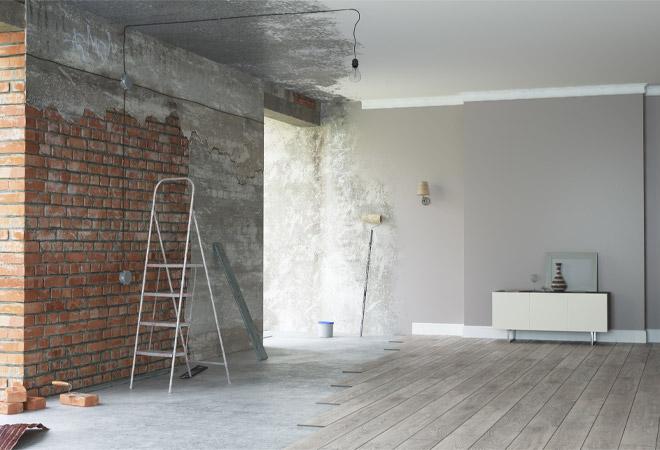 Travaux d'amélioration du domicile à Wasquehal